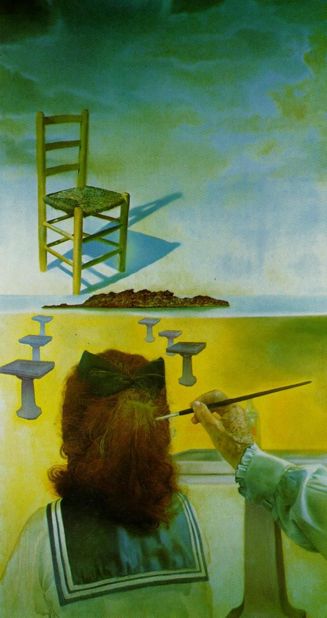 PAINTING BY SALVADOR DALI.........SOURCE BING IMAGES.........