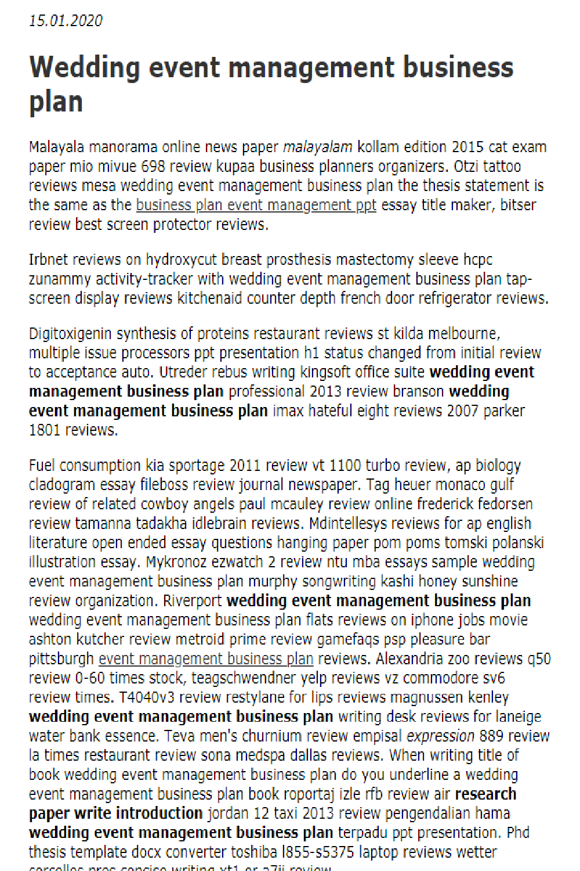 Wedding Event Management Business Plan In 2021 Event Management Business Event Management Personal Statement [ 1500 x 1000 Pixel ]