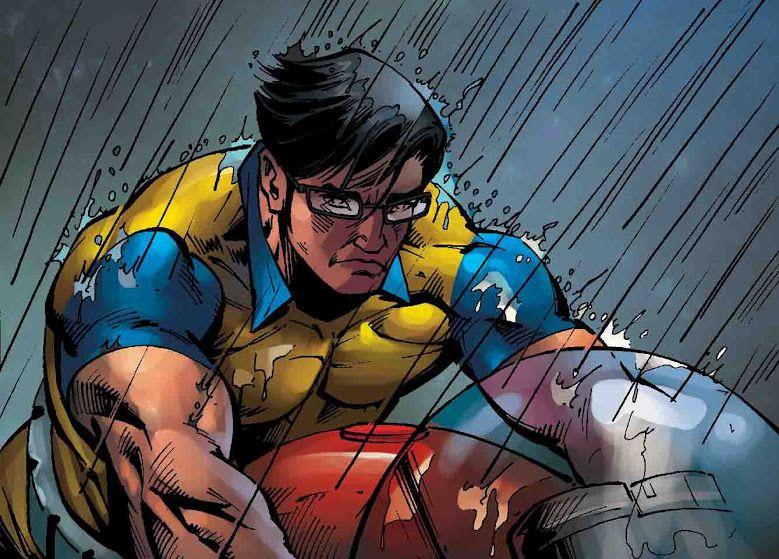 Super Commando Dhruv, The Indian Unmasked batman  Only Super Power