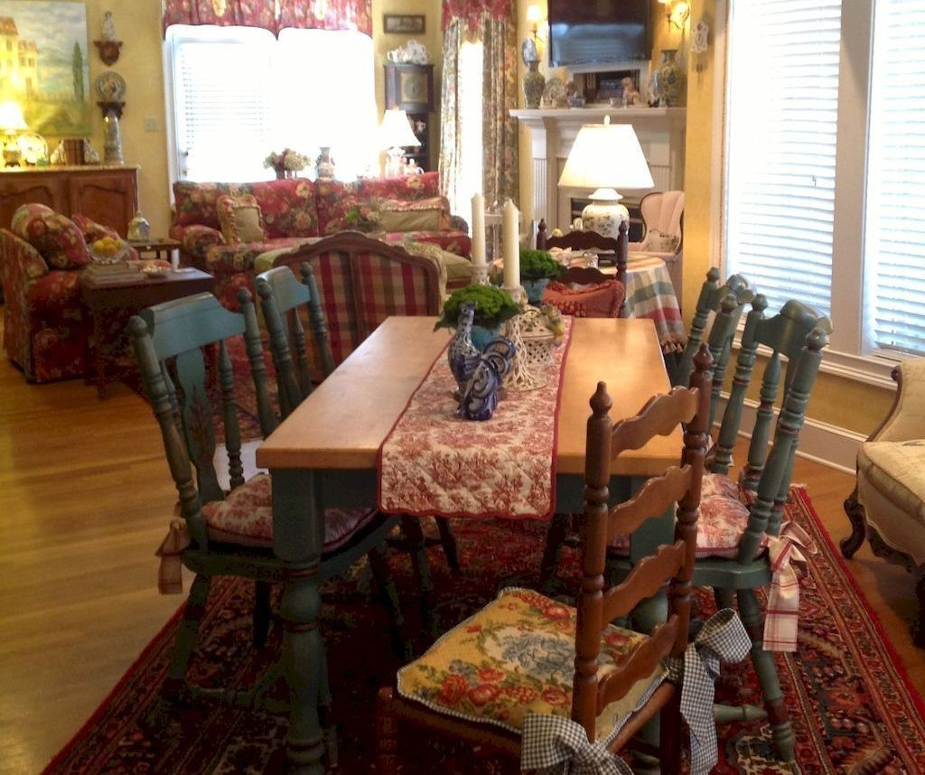 Cool 50 Amazing French Country Dining Room Table Decor Ideas More At Https French Country Dining Room Country Dining Rooms French Country Dining Room Table