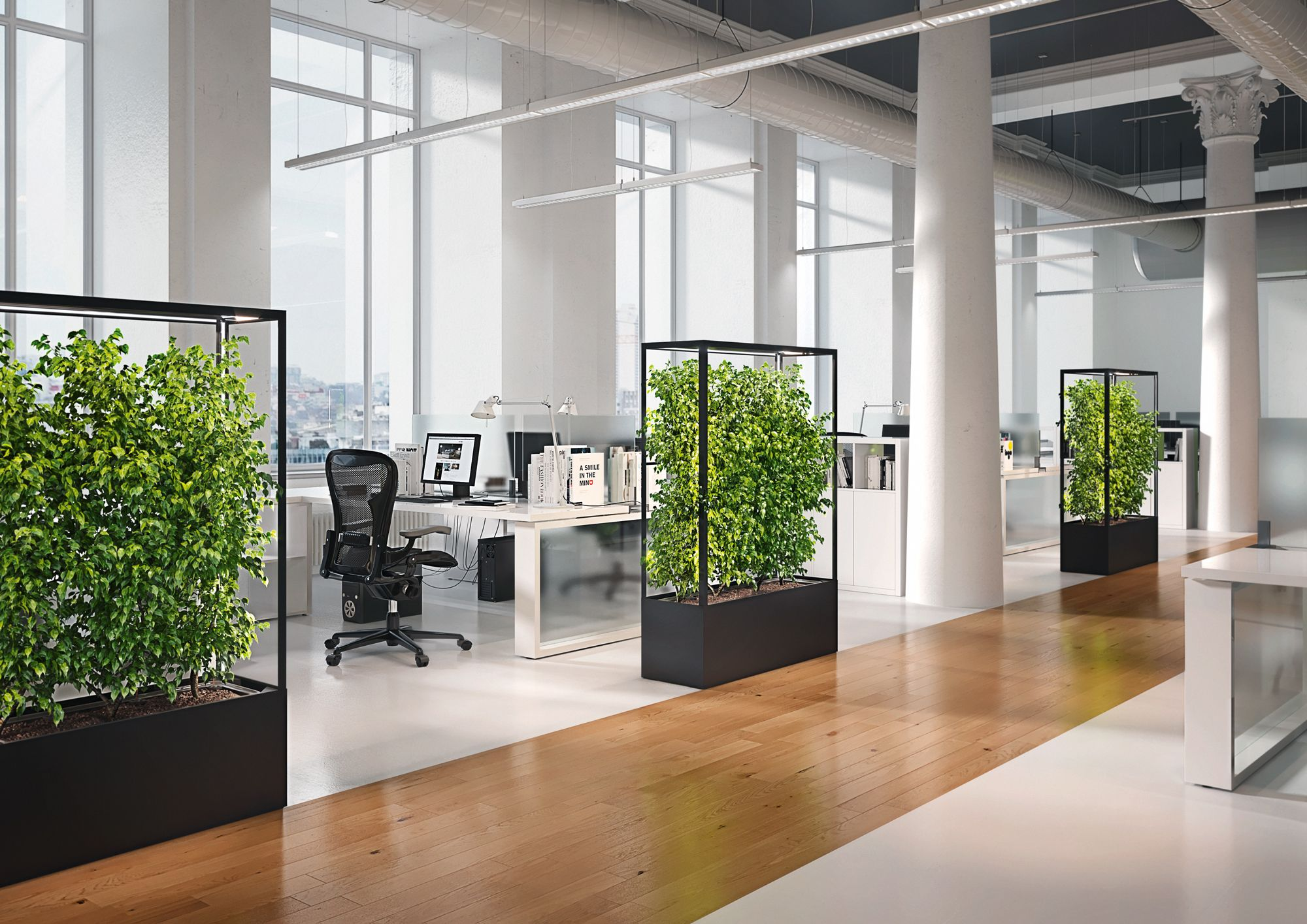Die Cube Planted Collection Ist Eyecatcher Mobile