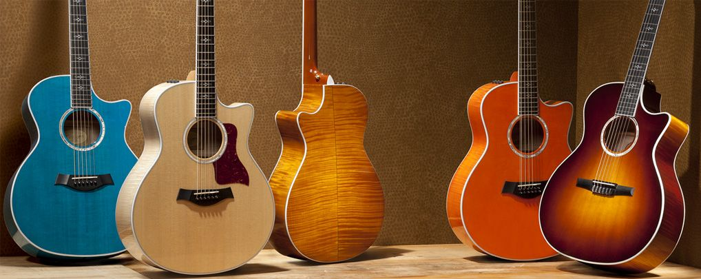 Taylor Acoustic Guitar Wallpaper By Series Taylor