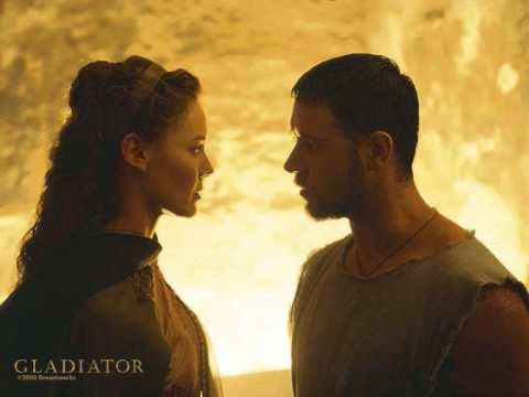 Now we are free (Gladiator)