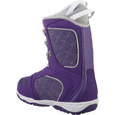 8985ca88d3b5 M3 Venus Xiii Free Style Snowboard Boots Womens Sz 9