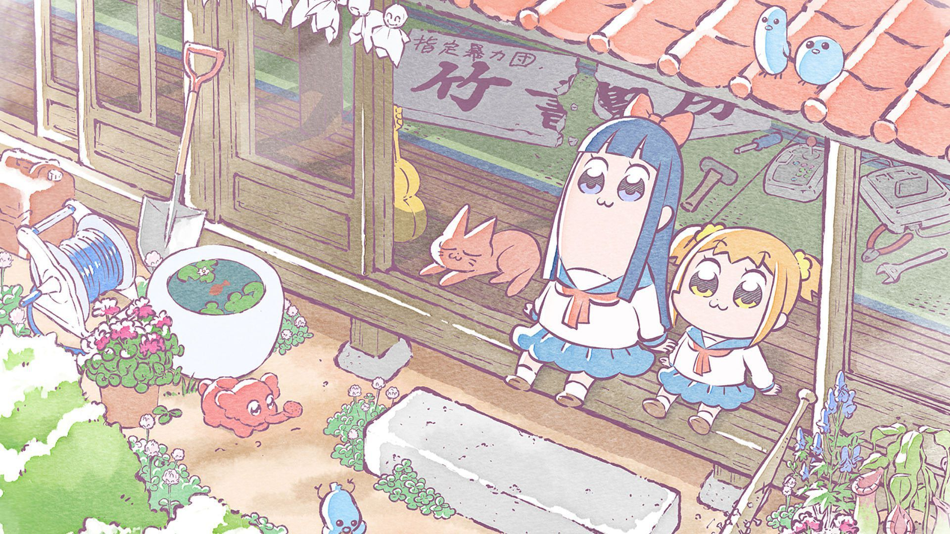 ポプテピピックPC壁紙【2019】