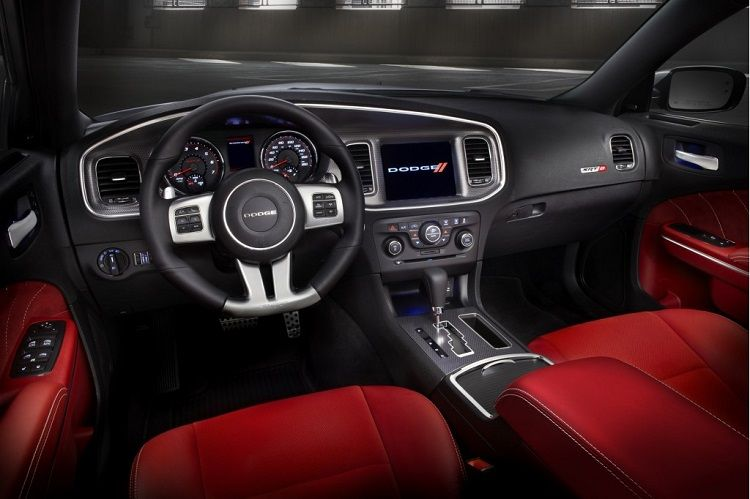 New Interior Dodge Charger 2015