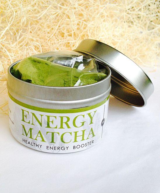 Energy Matcha Japanese Green Tea