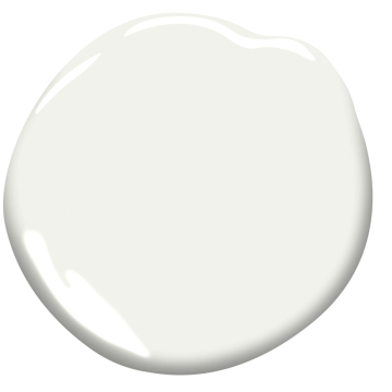 This Is The Color Of My Cabinets White Heron Oc 57 Benjamin