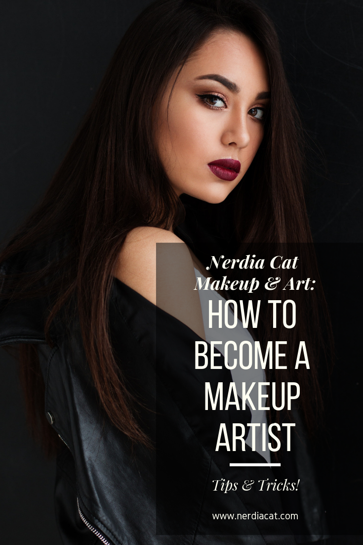 How to a successful makeup artist in the industry