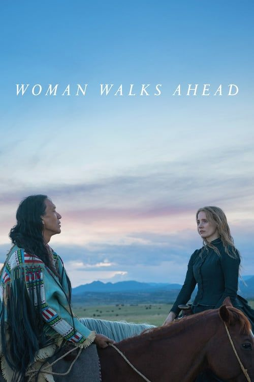 Download Film Woman Walks Ahead 2017