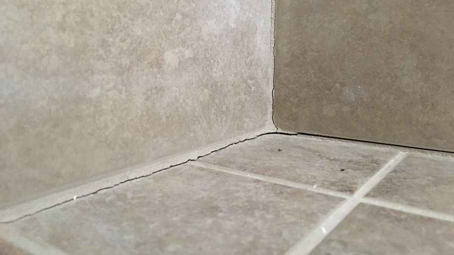 Avoid Cracked Grout Caulk Tile Shower Corners With Images