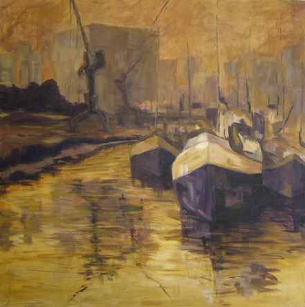 Victoria Lauciello - pintora Argentina