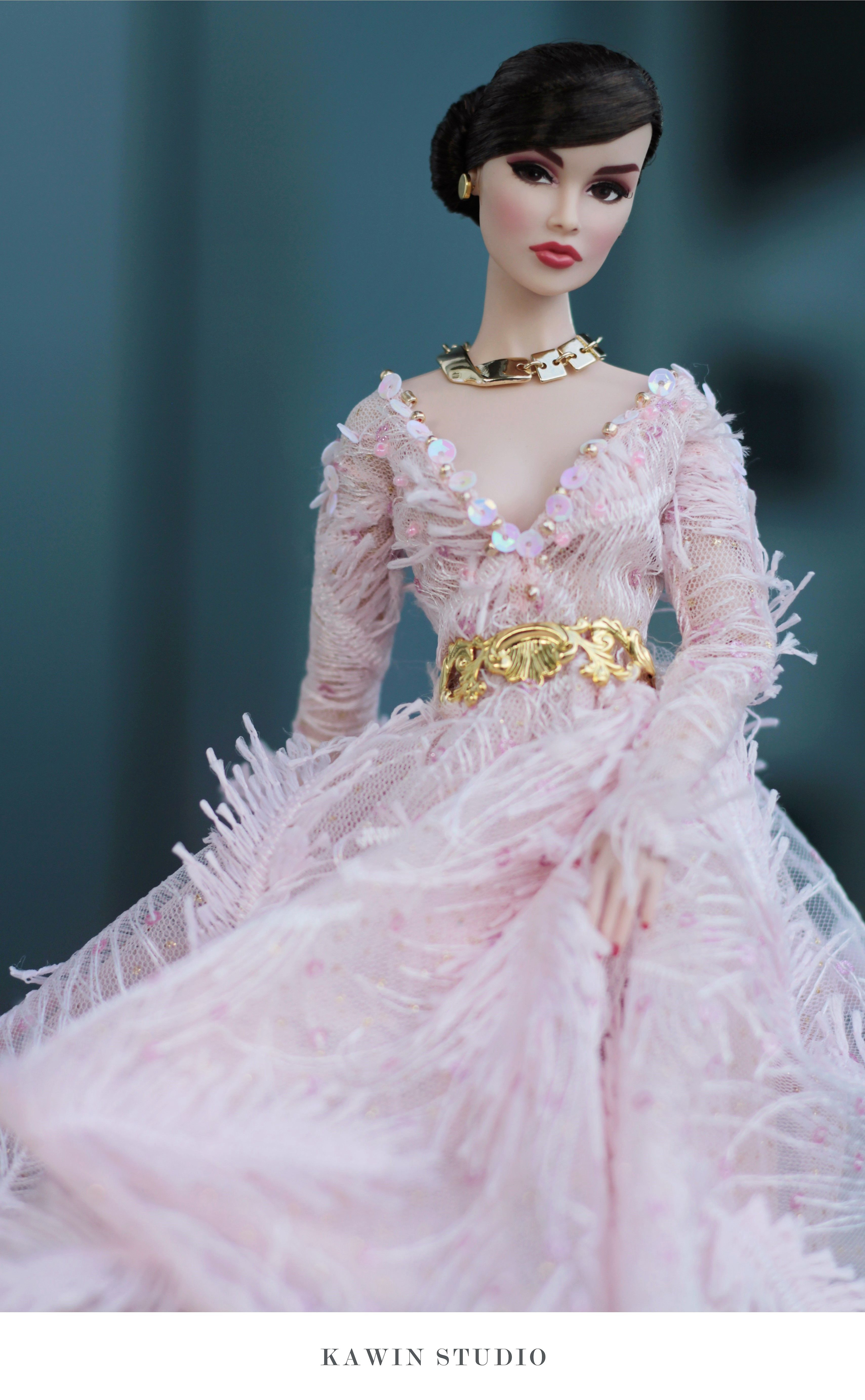 12.28.4 Kawin Tan | G.Hilarion | Pinterest | Fashion royalty dolls ...