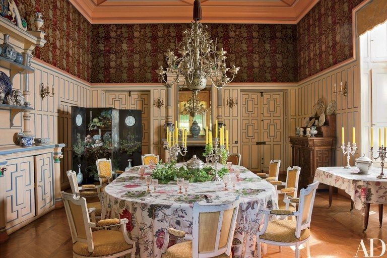See How Joy de RohanChabot Restored her Familys 15thCentury French Château  Architectural Digest