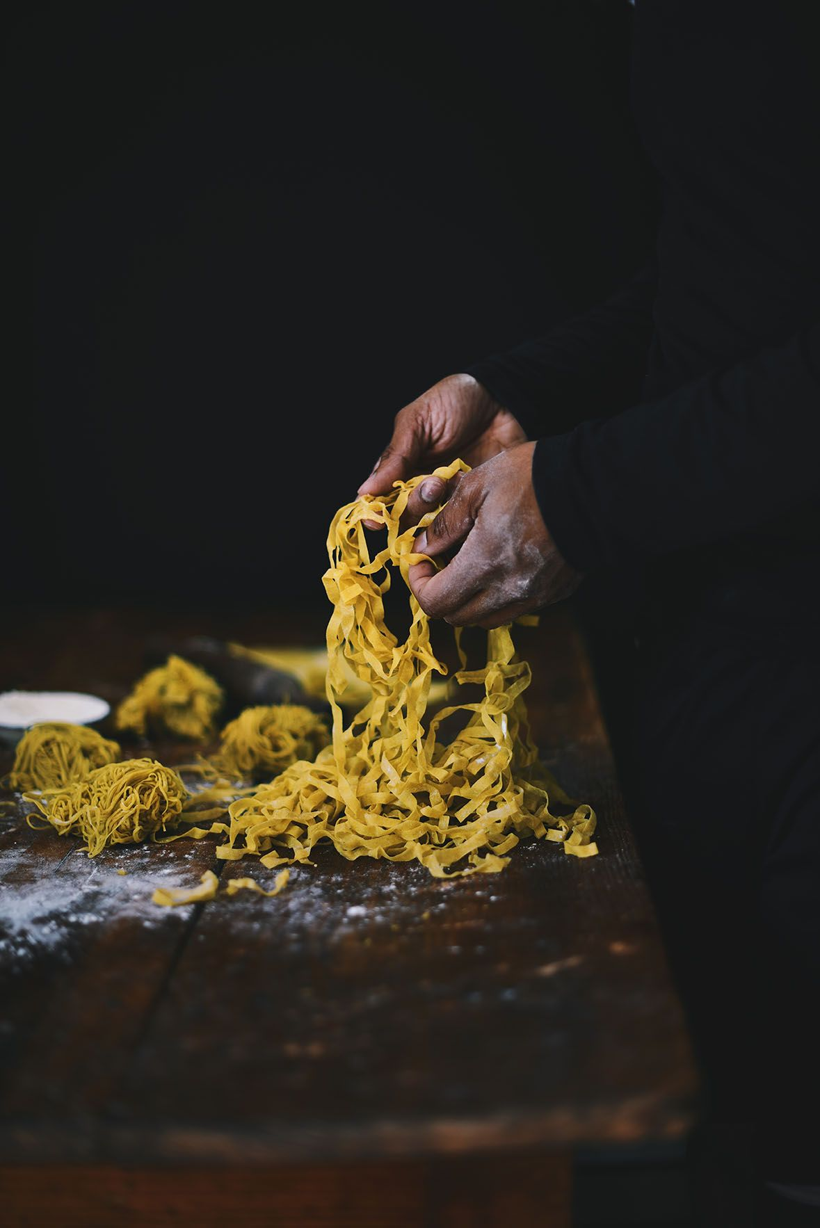 Homemade Egg Pasta | A Brown Table