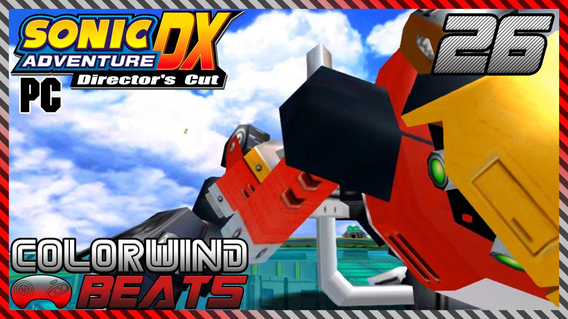 Sonic Adventure DX: Director's Cut (PC) #26