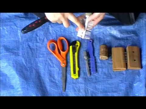 Guide to Weaving tools & books - YouTube