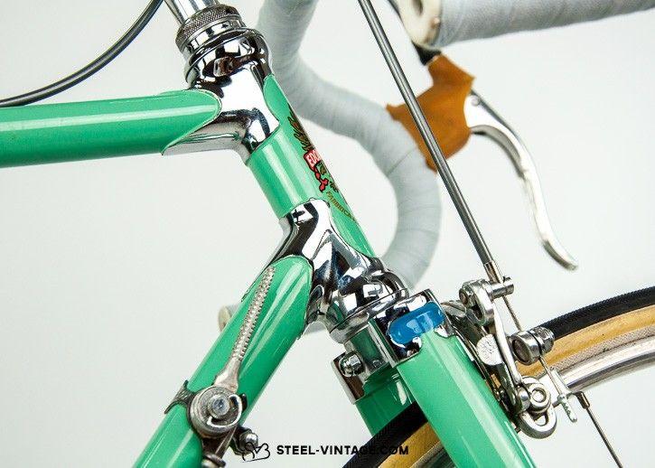 Bianchi Campione Del Mondo 1950s Roadbike Road Bike Road Bike Vintage Classic Road Bike