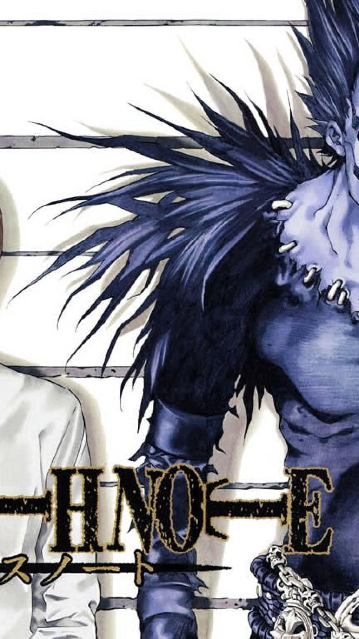 Death note anime hd wallpaper