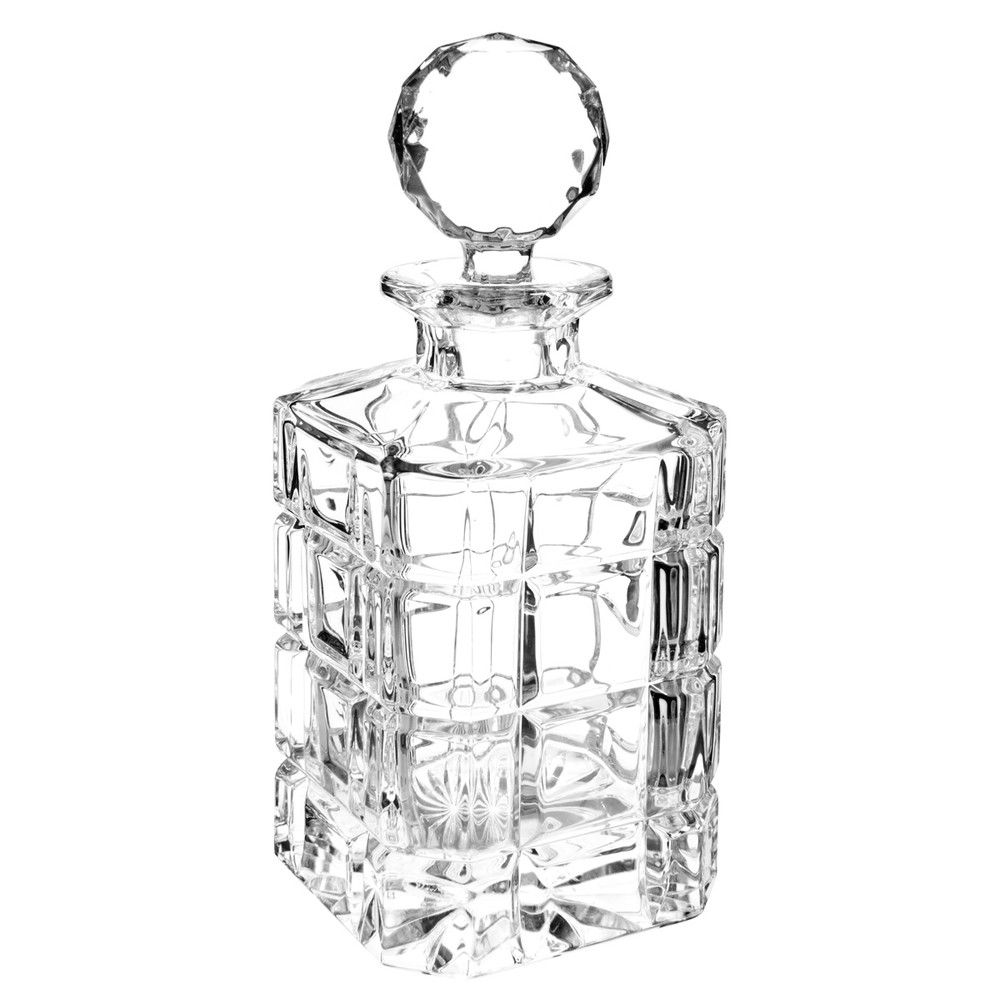 Crystal whisky decanter   Christmas ideas   Maisons du Monde
