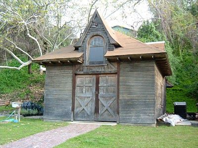 Another Creepy Carriage House Inspiration Evil Teddy