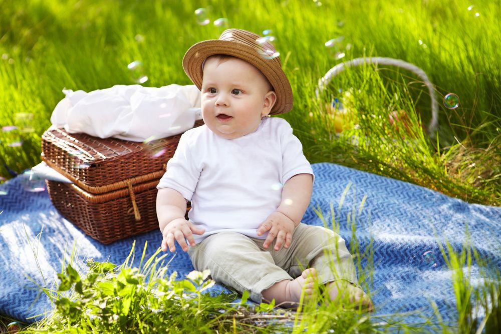 First Birthday Picture Ideas and Inspiration