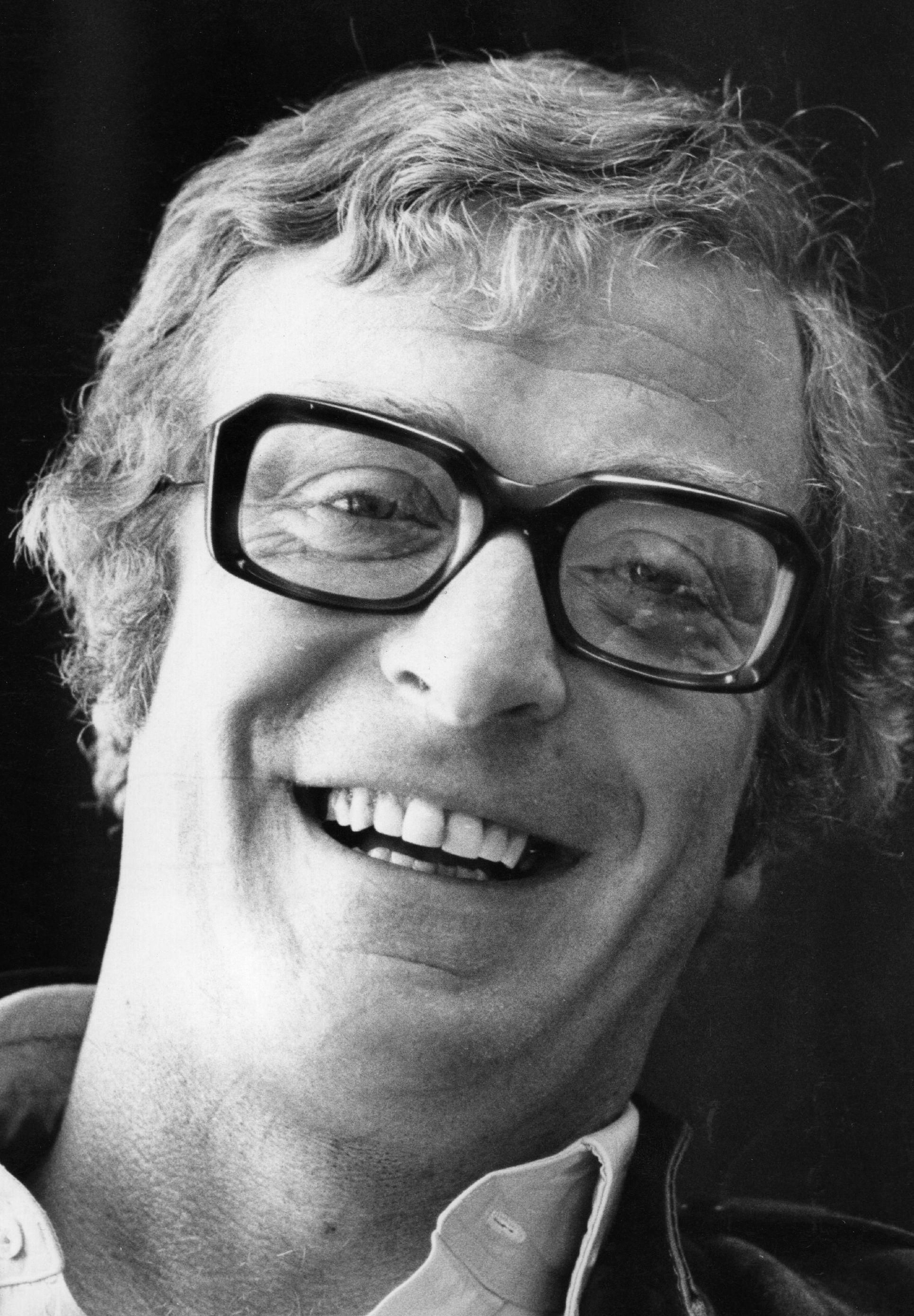Michael Caine (born 1933) Michael Caine (born 1933) new photo