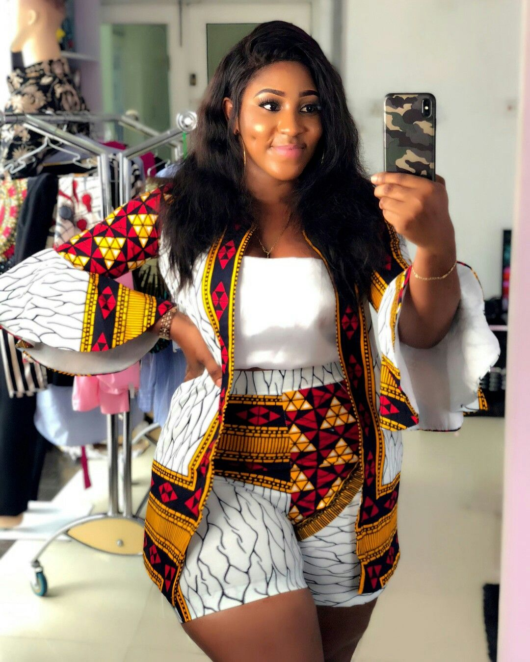 2c8ac4ec15 The most popular african clothing styles for women in 2018