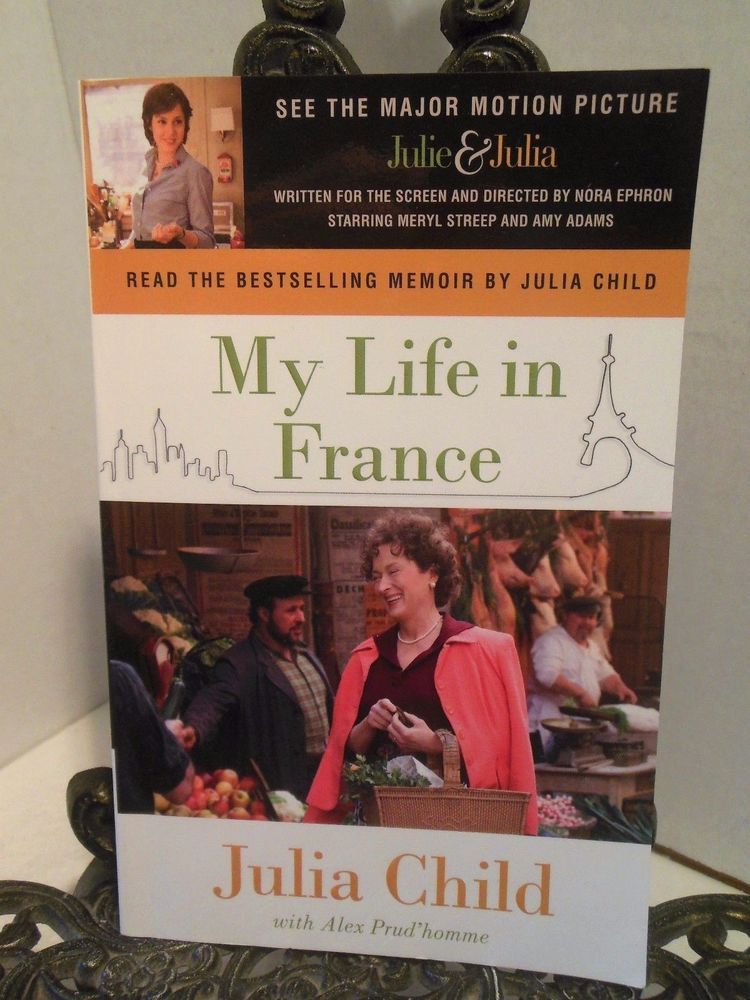 Author Vg >> Vg Chef Julia Child My Life In France Author Of Mastering The Art