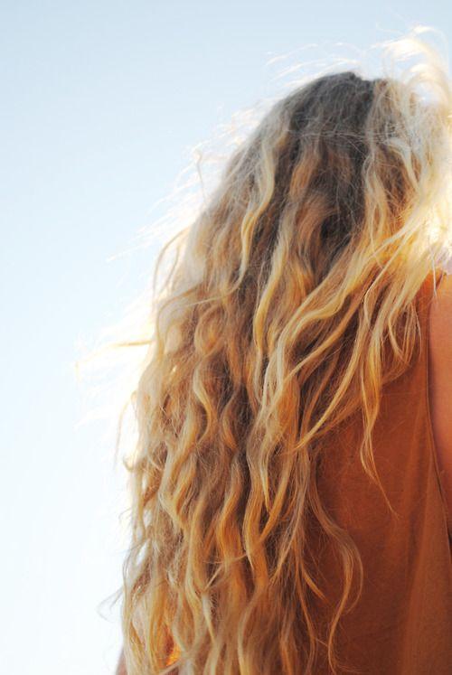 Beach Hair Gone Right Long Hair Styles Hair Styles Beach Hair