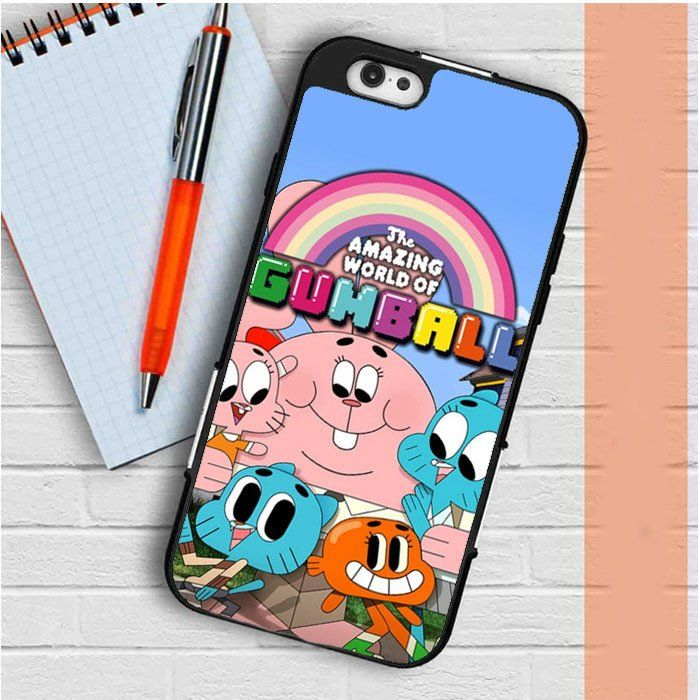 ce192f075d Amazing World Of Gumball iPhone 7 | 7 Plus Case Casefreed | iPhone 7 ...