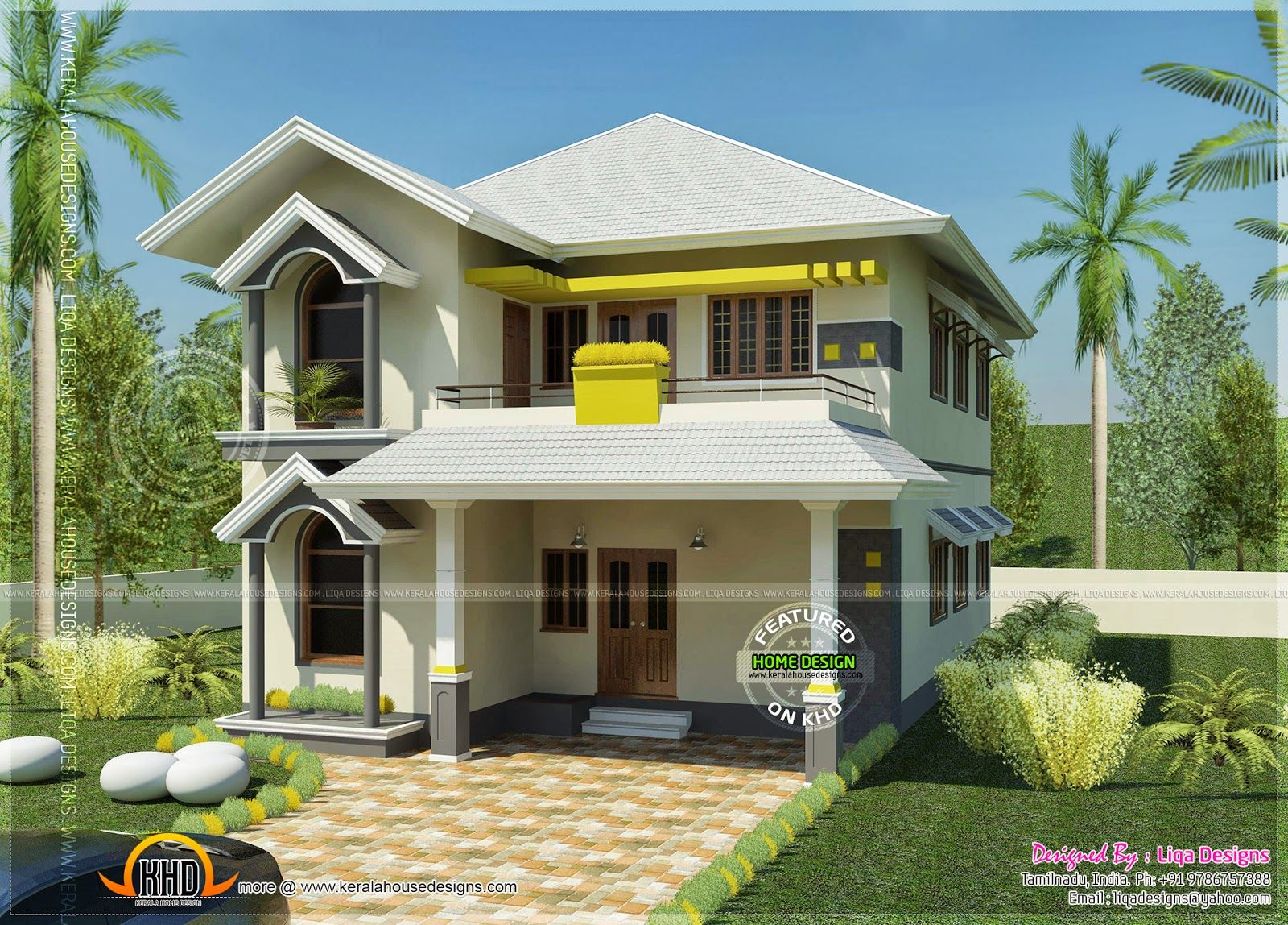 Indian House Hd Wallpaper | Indian house exterior design ...