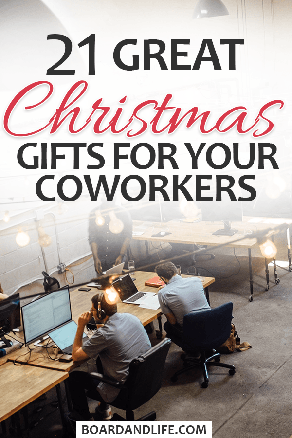 21 Perfect Christmas Gifts For Coworkers Christmas Gift