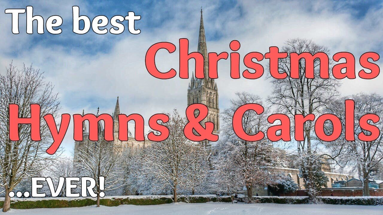 🎵🎅 The most POPULAR Christmas Hymns EVER written | Christmas Music ...