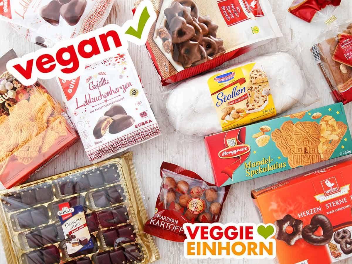 edeka süßigkeiten vegan
