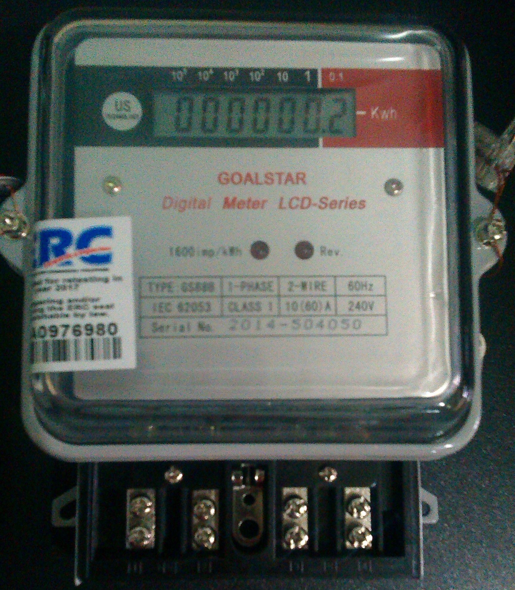 Pin on electric meter electricsubmeter