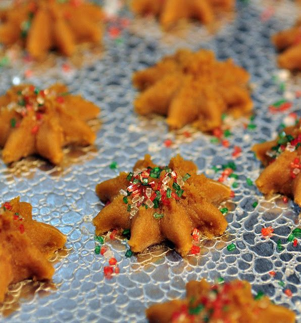 Gingerbread Spritz Cookies Recipes I Want To Try In 2019 Spritz