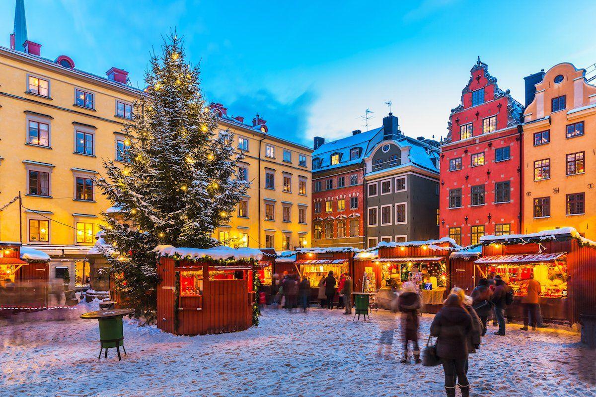 11. Stockholm, Sweden: £800.69