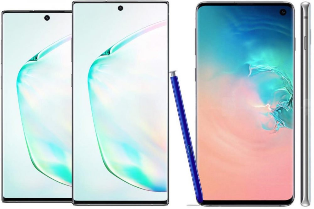 Samsung Reveals the Galaxy Note 10 and Note 10 Plus パソコン