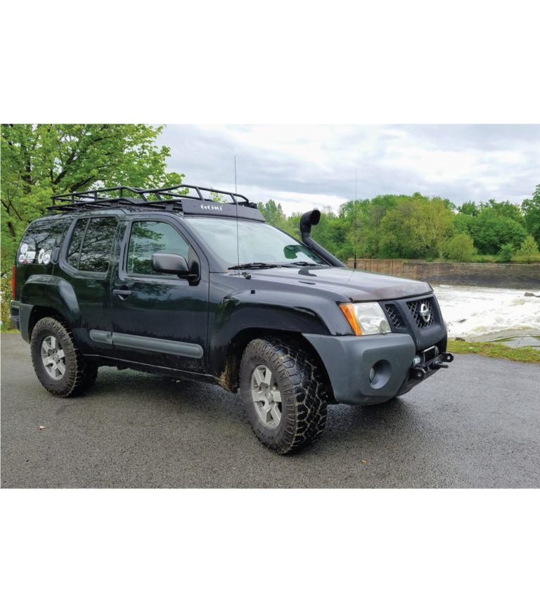 Gobi Nissan Xterra 00 04 Ranger Rack Multi Light Setup With Sunroof Nissan Xterra Nissan Ranger