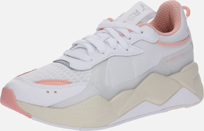 PUMA Sneaker 'RS X TECH' in pfirsich weiß | ABOUT YOU