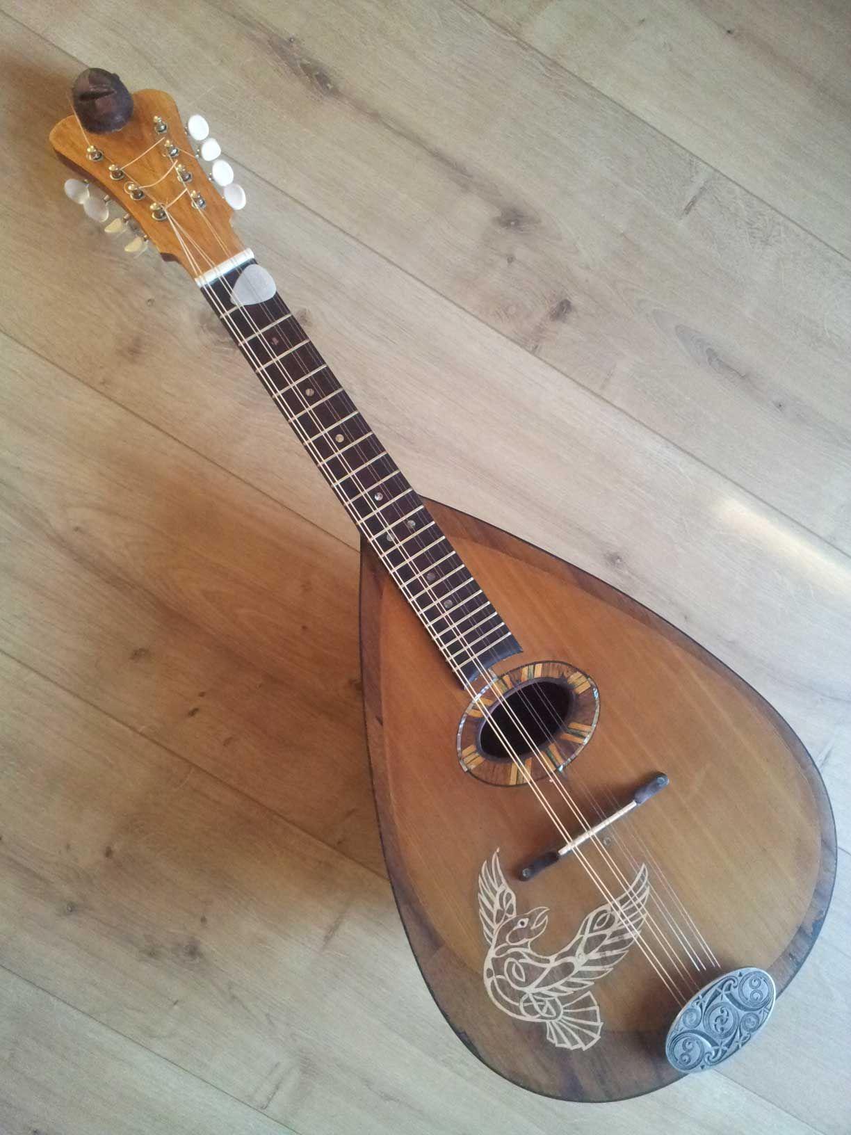Made by Erik Houtman Mandolin, Mandola, Musical instruments