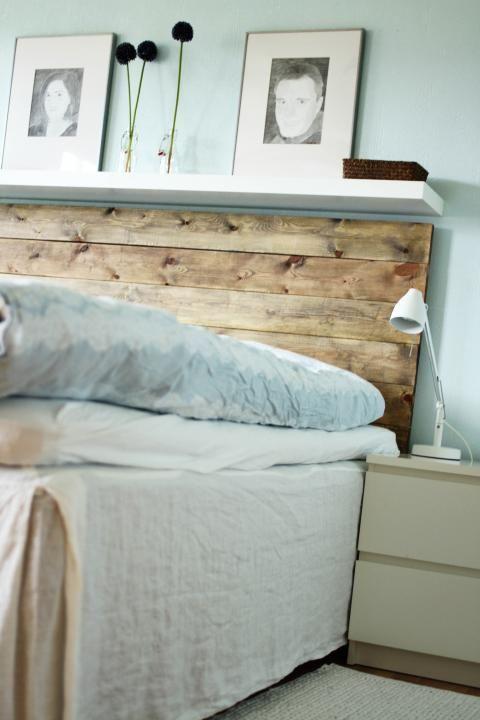 Pin de Tatiana Portal en Mueble cuarto | Pinterest | Cabezal de cama ...