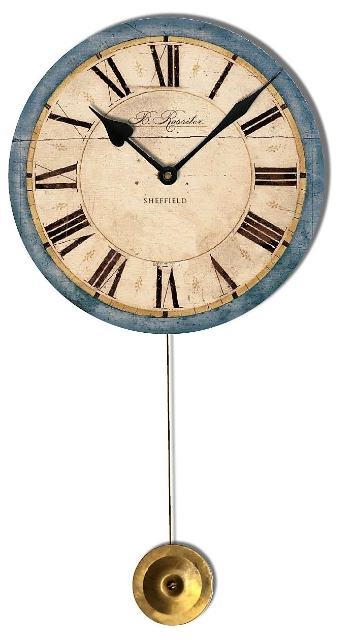 This Pendulum Clock Can Give A Classic Touch To Any Wall Http