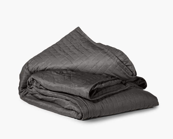Cooling Blanket Gravity Blanket The Weighted Blanket For Sleep And Stress In 2020 Gravity Blanket Cooling Blanket Blanket