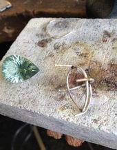 Wie man eine Sterling Silber Halskette mit einer Korbeinstellung macht - Die Bank Wie man ... -  Wie man eine Sterling Silber Halskette mit einer Korbeinstellung macht – Die Bank Wie man eine St - #accesoriesjewelry #Bank #Beadedjewelry #die #diyJewelryaccessories #diysilvernecklake #Eine #einer #goldenearrings #goldennecklake #halskette #jewelrydiybracelets #jewelryideasdiy #korbeinstellung #macht #man #mit #silber #sterling #Wie