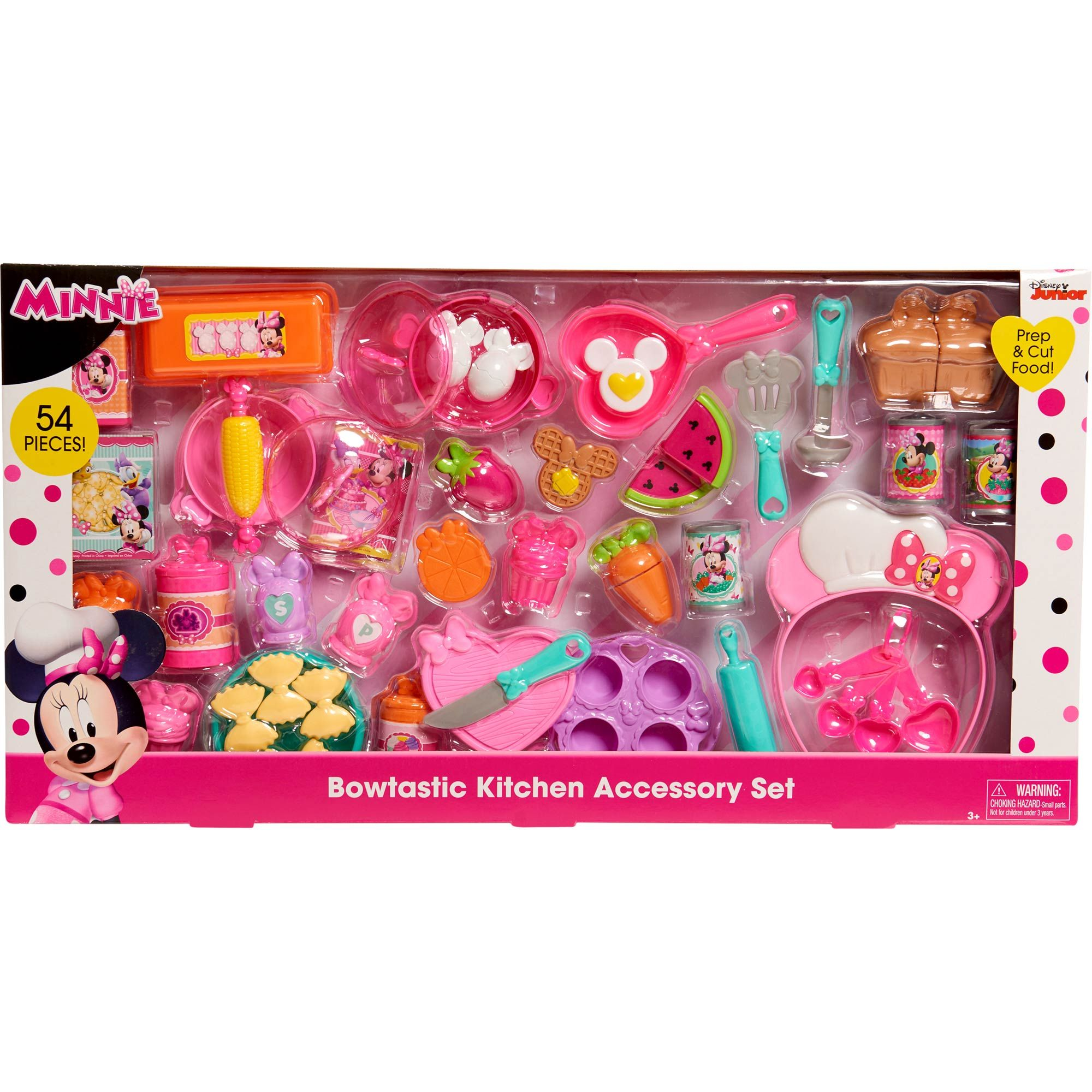 Disney Minnie Mouse Bowtastic Kitchen Accessory Set Baby Toy Shop Minnie Mouse Toys Little Girl Toys