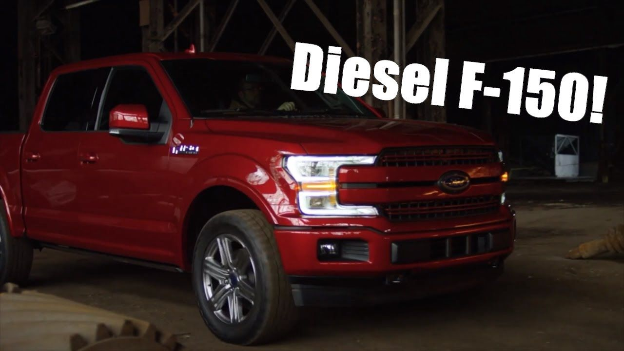 2018 Ford F-150 Diesel Design, Price Release Date, Redesign, Price ...