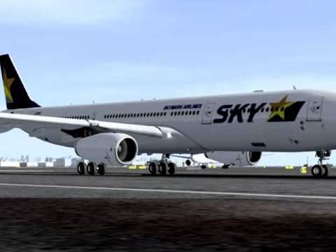 Billigflieger: Japan - Skymarks grüner Luxus