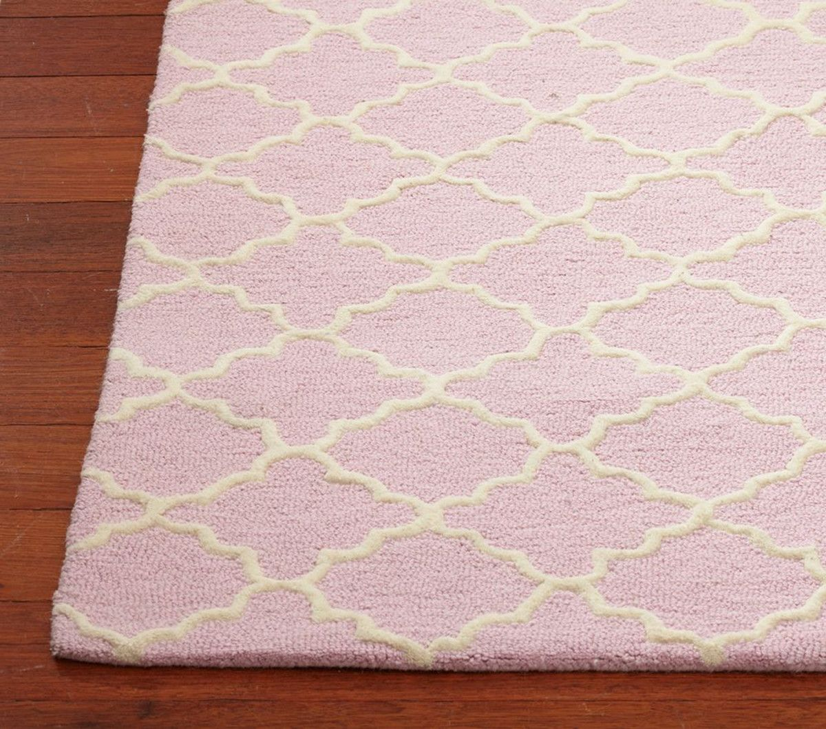 Addison Rug Light Pink Pottery Barn Nursery